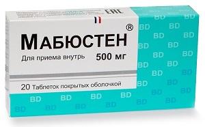 Смешанная мастопатия с преобладанием железистого компонента 14