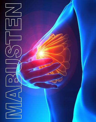 Злокачественной опухоли и кистозная мастопатия