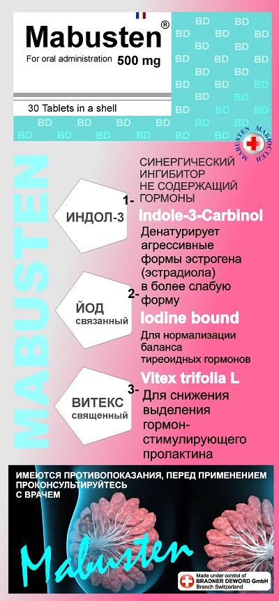 Лечение фиброзной мастопатии молочной железы у женщин